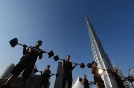 gyms and fitness cles in dubai