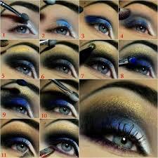 20 beautiful makeup tutorials for blue eyes