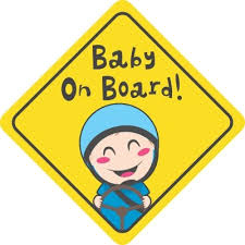 Baby On Board Kid Driving Decal Sticker Bumper Stickers Car Stickers Car Decals Decals And Stickers Decals Decal Stickers Window Decal Wall Decals Decals Stickers Bike Decals Room Decals Tree Wall