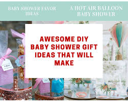 10 awesome diy baby shower gift ideas