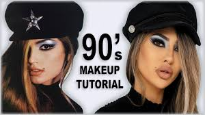90s supermodel makeup tutorial