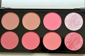 makeup revolution blush palette ultra