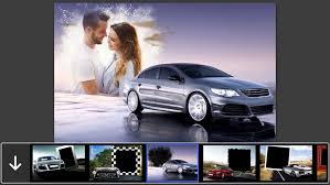 car photo frames decorate your