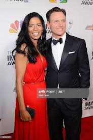 CEO of Smith & Company Judy Smith and actor Tony Goldwyn attend the... News  Photo - Getty Images
