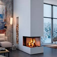 wood burning fireplace insert premium
