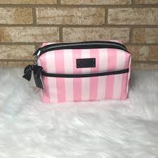 nwt victorias secret pink striped
