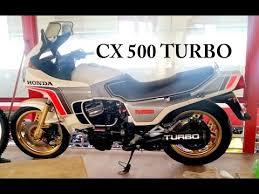 honda cx 500 turbo year 1982 you