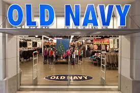 25 old navy gap banana republic and