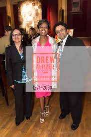Gowri Girimaji with Staci Smith and Louis Rodriguez