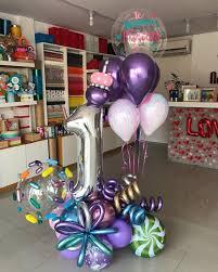 Pin De Angela Del Socorro Perez En Bouquet De Globos Decoracion