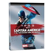 Blu Ray Capitan America Y El Soldado Del Invierno Marvel Sears