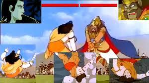 Legend of Prince Rama| Ravana vs Rama With Healthbars - YouTube