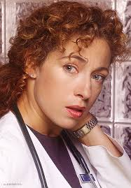 Alex Kingston played Elizabeth in ER