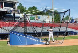 Baseball Backstops Batting Cages Gopher Sport Fencing