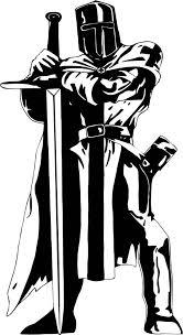 Knight Warrior Medieval Dragon Slayer Sword King Hero Horseman Etsy