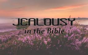 examples of jealousy in the bible