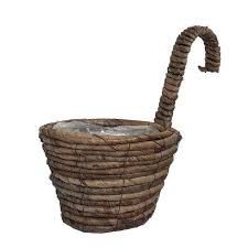 Buy Small Over Fence Hanging Baskets Online Fabfinds