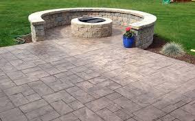 5 concrete patio ideas for 2019