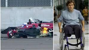 Alex Zanardi, quel terribile incidente in cui perse le gambe nel 2001