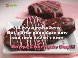 happy chocolate day image happy chocolate day quotes for