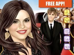 true make up game selena gomez edition