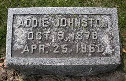 Addie Tucker Johnston (1878-1960) - Find A Grave Memorial