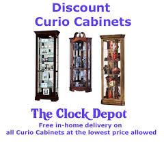 680 603 curved glass corner curio cabinet