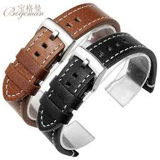 20mm 21mm 22mm 23mm 24mm leather watch