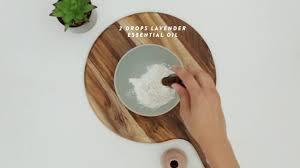 face powder recipe how to make diy