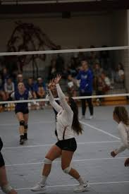 Chemistry Plays Vital Role In Volleyball Success – Mountain Star