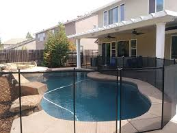 Pool Fences Installations Danville Ca Removable Mesh Pool Fence Free Estimates