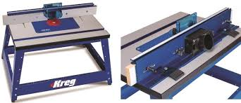 Kreg Prs2100 Bench Top Router Table With Essential Accessories Router Parts Accessories Tables