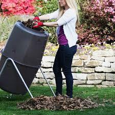 compost tumblers and bins