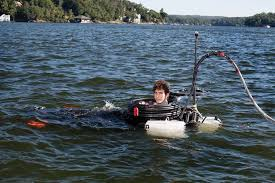 a diy submarine that can dive 30 feet