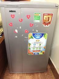 Tủ lạnh aqua 90L- AQR-95AR - 70555352 - Chợ Tốt