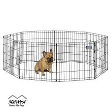 Peekaboo Pet Playpen Dog Fence Foldable Exercise Pen Yard For Cats Rabbits Puppy Indoor Outdoor 24 Black Talkingbread Co Il