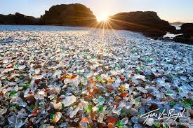 sea glass beaches in the united states