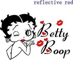 Image Result For Betty Boop Silhouette Betty Boop Boop Vinyl Sticker