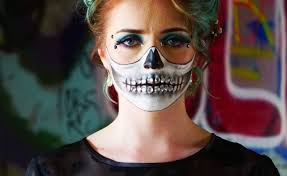 30 creative halloween makeup ideas that