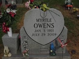 Myrtle Fuller Owens (1921-2009) - Find A Grave Memorial