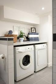 laundry room and bathroom combo designs