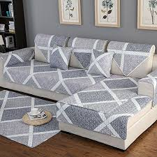 pet couch cover3 cushion sofa slipcover