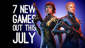 July 2019 for PS4, Xbox One, PC, Switch ...