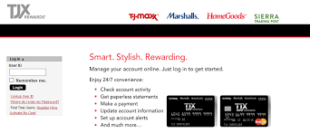 tjx ma credit card payment
