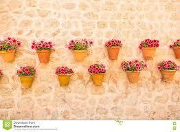 macrame wall hanging flower pot metal