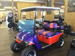 Custom Clemson Golf Cart Golf Carts Golf Clemson