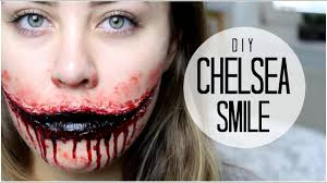 how to easy diy chelsea smile only