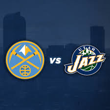 Denver Nuggets vs Utah Jazz - Free ...