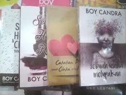 ini dia novel boy chandra untuk kamu yang patah hati