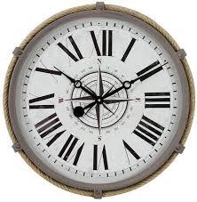nautical wall clock